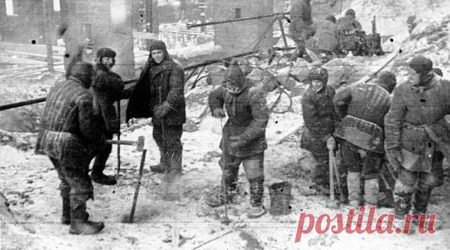 Revolt in Norilsk in 1953: what role was played by \