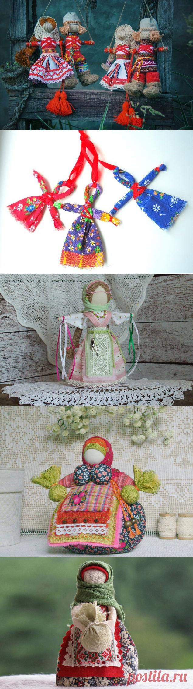 9 ТОП кукол оберегов. Какая кукла больше всего подойдёт индивидуально | Время Луны | Яндекс Дзен