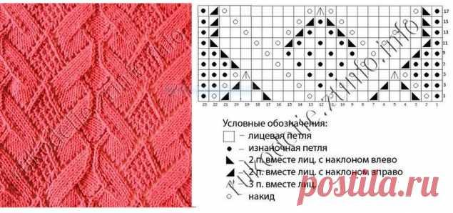 схемы много вязание спицами вязание для женщин спицами схемы