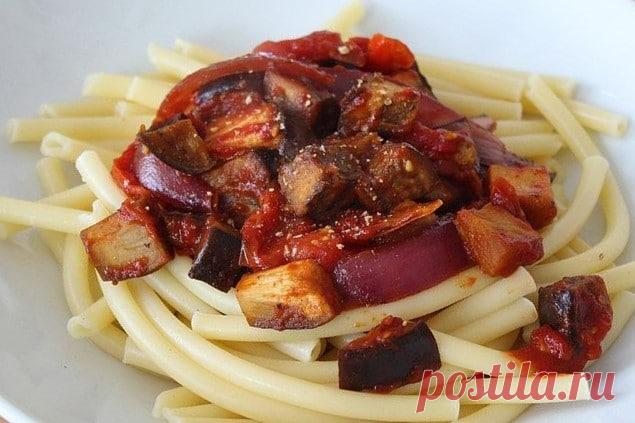 Баклажановый соус для макарон: даже простые «рожки» с таким соусом едят за милую душу | ЯЖЕПОВАР | Яндекс Дзен