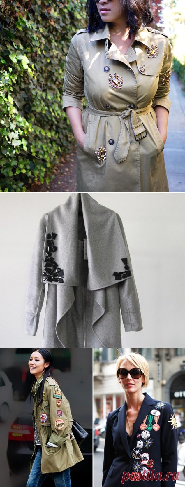 Переделки и нарядные пальто (много) / Пальто и плащ / ВТОРАЯ УЛИЦА