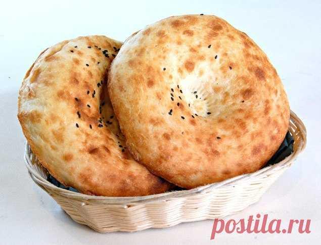 Мои любимые узбекские лепешки приготовленные в духовке!