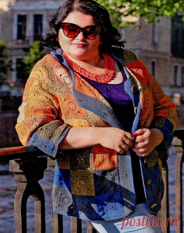 Вязаные модели крючком: платья, пуловеры, бактусы в одном журнале | Не от скуки, руки - крюки | Яндекс Дзен