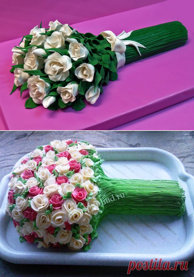 безупречному картинки торт в виде букета роз тигрица, приглашу чай