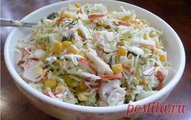 Подруга добавила этот салат в меню своего ресторана — заказывают чаще других! - Образованная Сова
