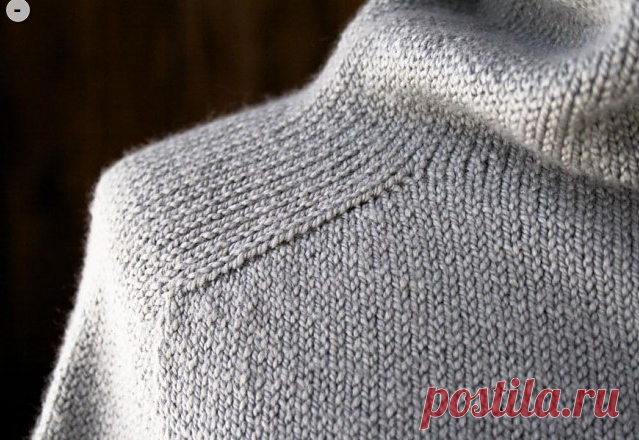 6ab9e8fad Ravelry  Top-Down Turtleneck Cardigan pattern by Purl Soho