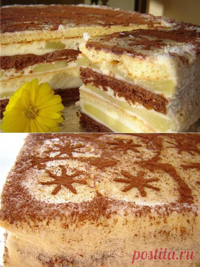 Пирожное «Шотландка» - Простые рецепты Овкусе.ру