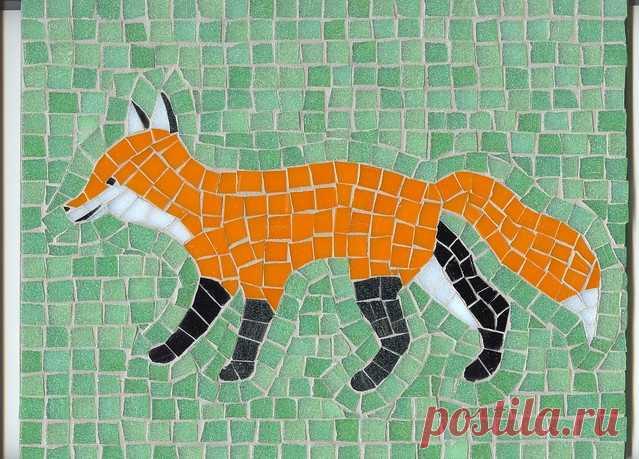 Fox Mosaic (Page 4) - Line.17QQ.com