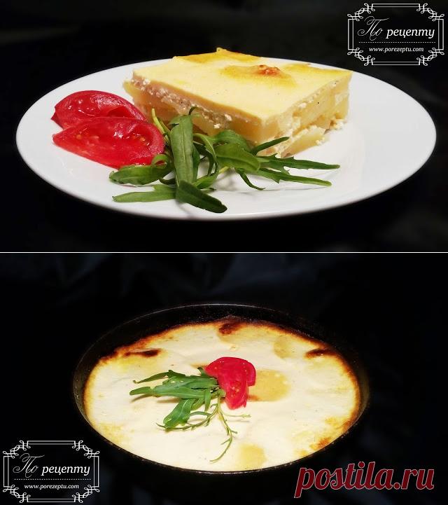 Запеченная картошка по-болгарски | По рецепту