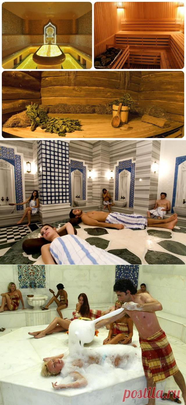видео как моются в турецкой общей бани - 10