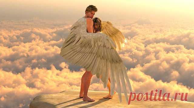 Три знака Зодиака, которые всю жизнь укрыты крылом Ангела-хранителя — ГАРМОНИЯ В СЕБЕ