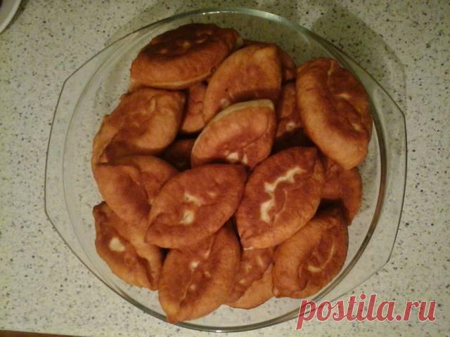 Жареные пирожки без яиц и молока   Cookpad рецепты   Яндекс Дзен