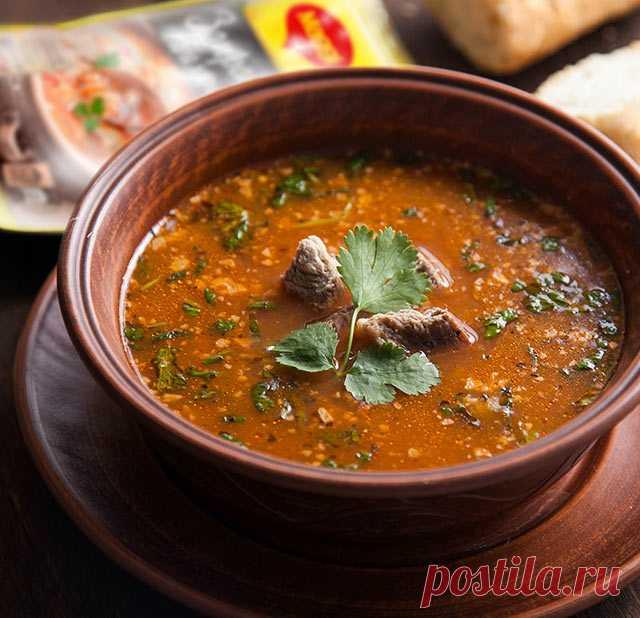 Рецепт харчо — приготовление супа харчо   maggi.ru
