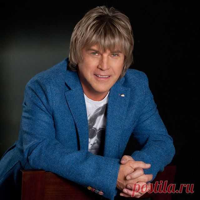 Заслуженный артист России-Алексей Глызин