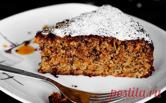 постный морковный пирог рецепт с фото посвящён победе
