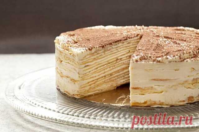 Торт «Kрепвиль» — СОВЕТ !!!