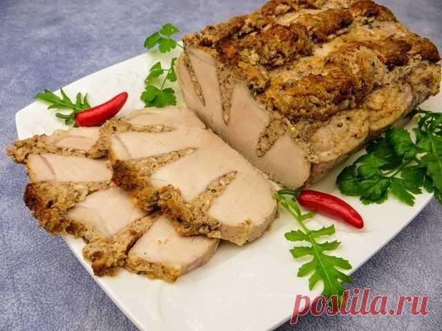 Мясная закуска на праздничный стол – пошаговый рецепт с фотографиями