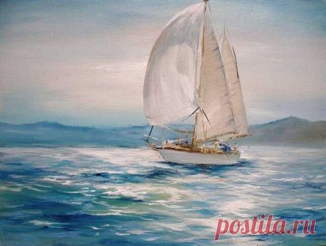 Основы рисования: правила цветовой палитры в живописи | Уроки рисования с Тессой Арт | Яндекс Дзен