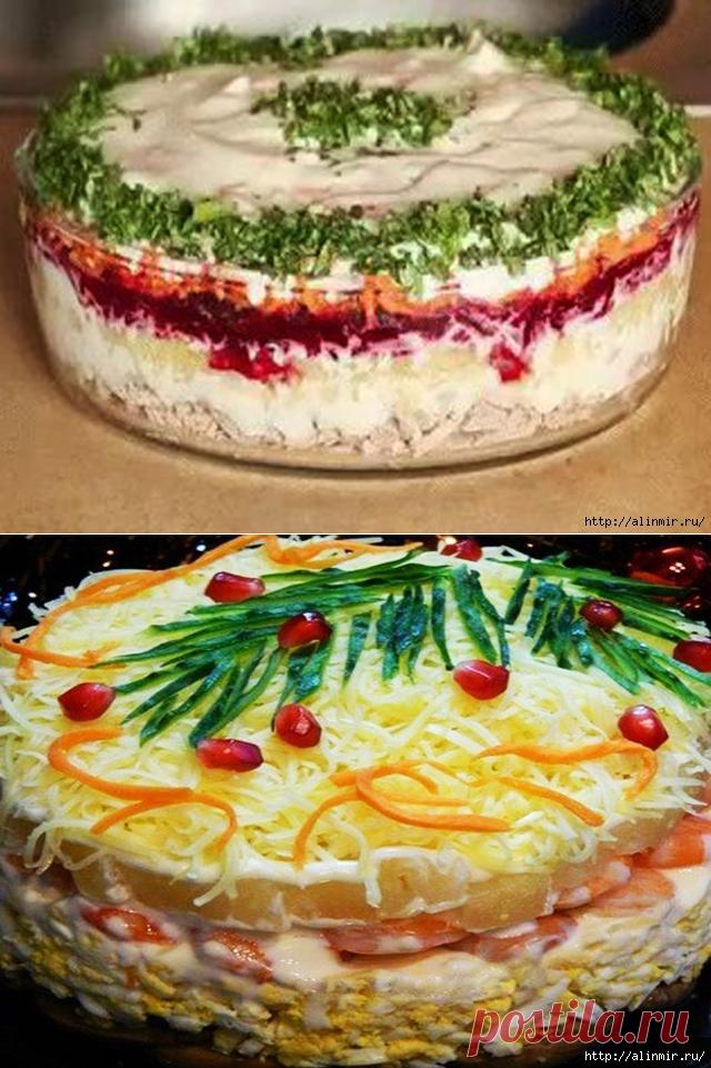 лунный салат корель рецепт с фото зря говорят, что