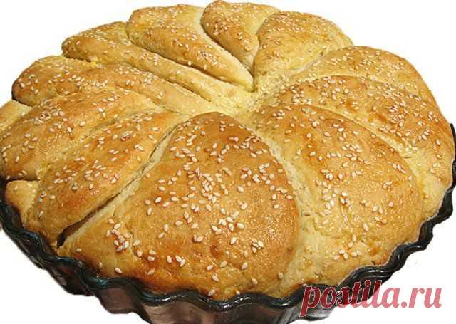 Погачице - сербский хлеб.
