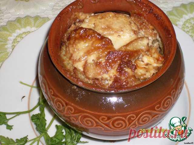 Ужин в горшочках – кулинарный рецепт