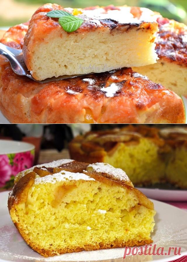 Рецепты несладких пирогов в мультиварке с фото