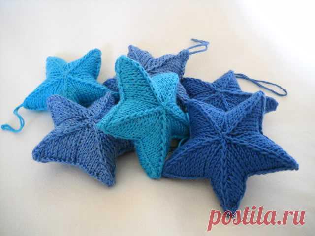 Звезды спицами