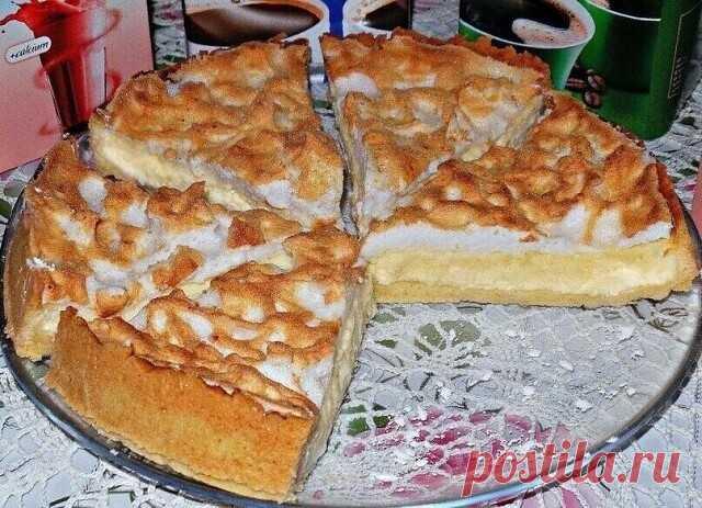 Торт-пирог «Слёзы ангела» — СОВЕТ !!!