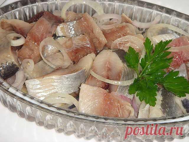 6 Маринадов для сельди Теперь начинаем готовить соус