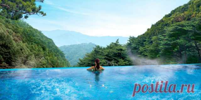 Куда ехать за luxury-туризмом? В Корею! Корея сейчас – одно из самых популярных туристических направлений (здесь, кстати, безвизовый режим для российских путешественников).  Экзотическая (и