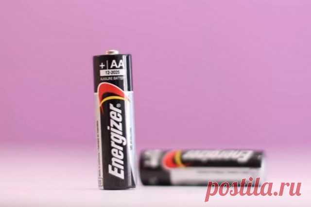 Как узнать заряжена батарейка или нет? — Полезные советы