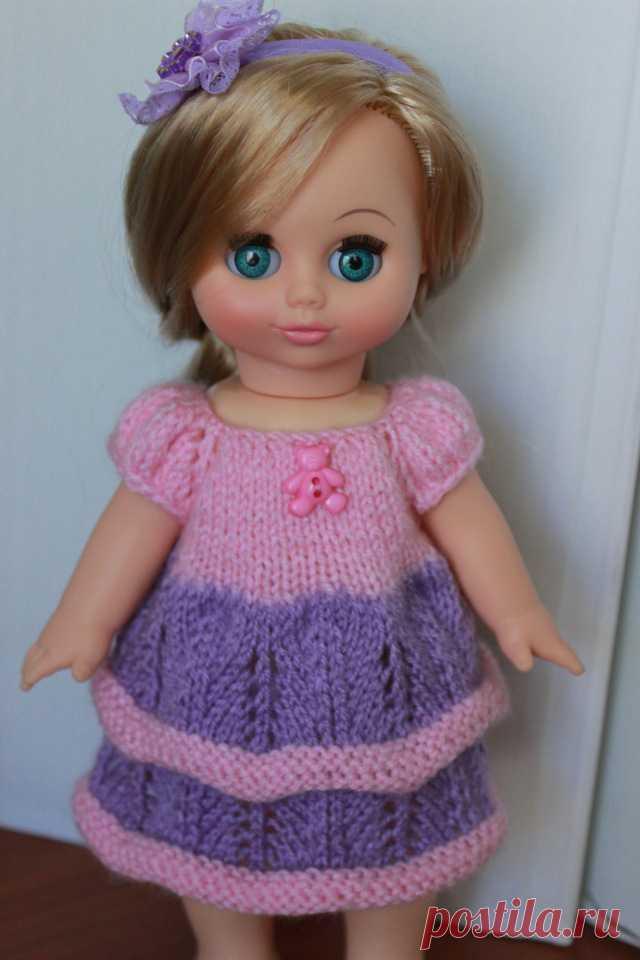 вязаная одежда для разных кукол одежда для кукол шопик продать