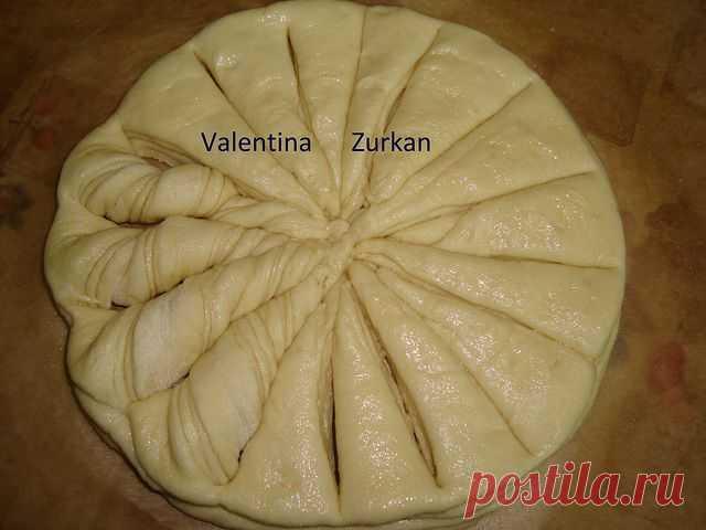 Украшение пирогов от Валентины Цуркан : мастер-класс
