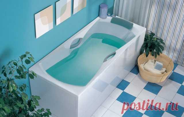 Какую ванну выбрать лучше: какие бывают виды, размеры и цены