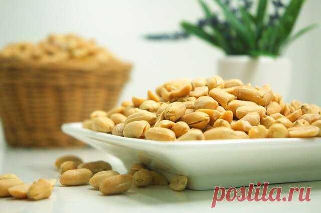 Зачем есть арахис перед сном?