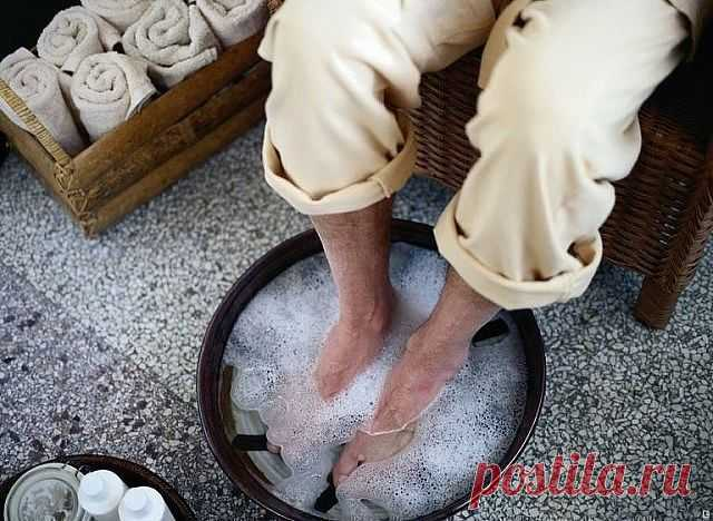 Ороговевшая кожа ног?  Это средство лучше пемзы и даже электрической пилки!