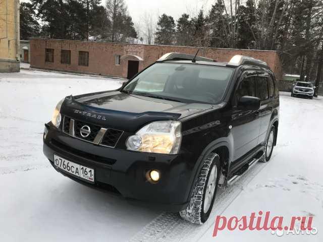 f9ff9f05aafb2 Nissan X-Trail, 2010 купить в Иркутской области на Avito — Объявления на  сайте