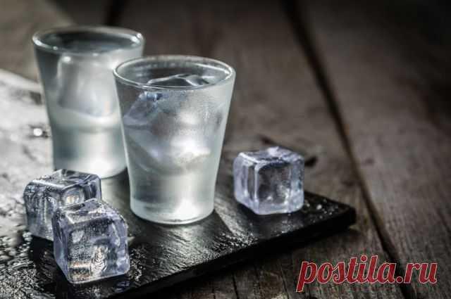 Чем лучше всего закусывать водку? | Продукты и напитки | Кухня | Аргументы и Факты