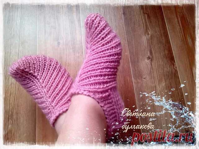 Вязаные носки/обувь | Записи в рубрике Вязаные носки/обувь | Сообщество Я - МАСТЕРИЦА