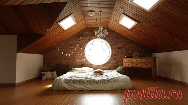 Как утеплить крышу частного дома | Журнал
