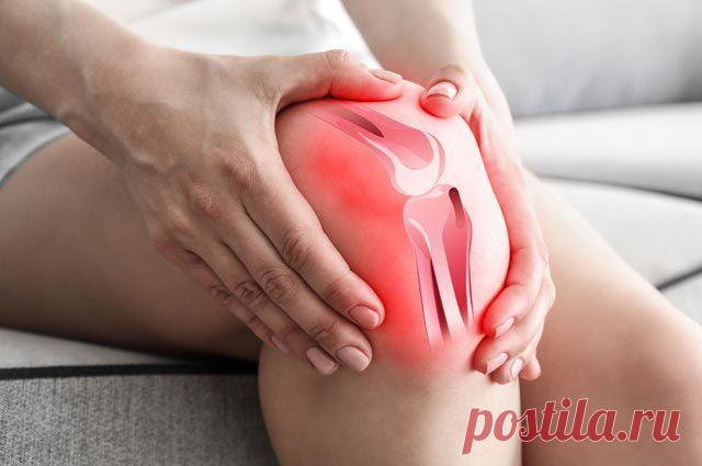 Не нужно страдать от болей в коленях! Верните себе сон с этими рецептами