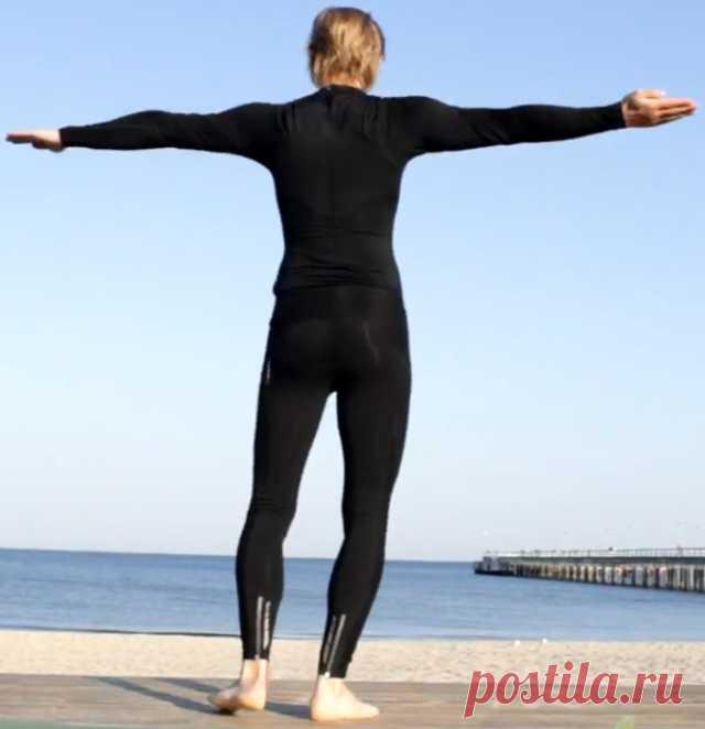 Легендарные упражнения «пяти тибетских жемчужин»