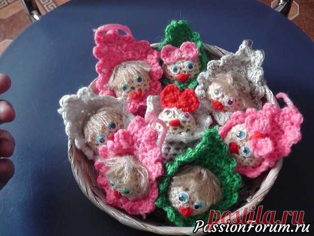 к пасхе навязались маленькие новорожденые цыплята сувениры вязание