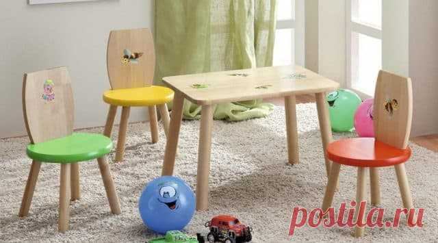 Как выбрать стул для ребенка | Семья и ребенок