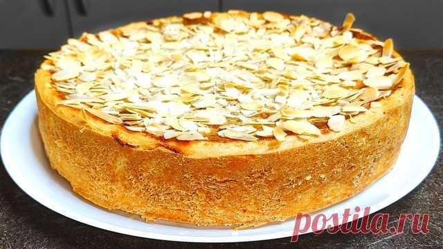 Пирог с творогом и яблоками – пошаговый рецепт с фотографиями