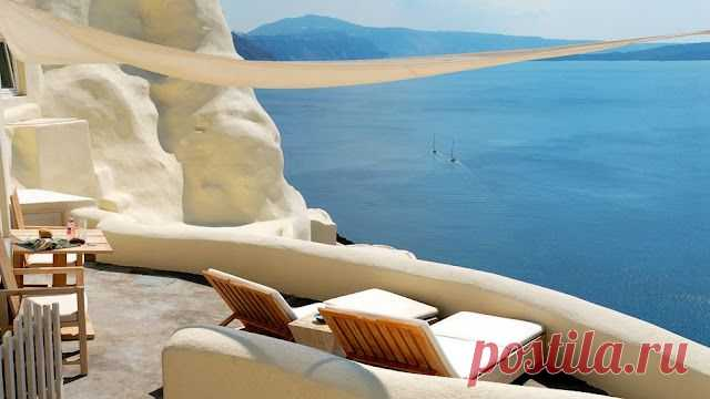 Греческий отель Mystique Resort | КрасиВО!!!