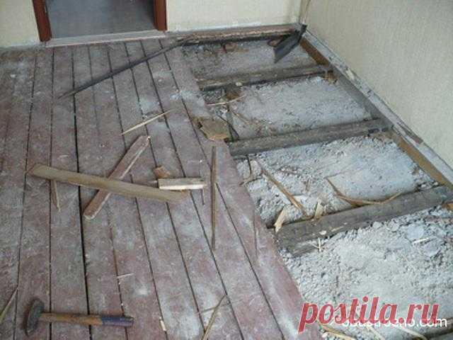 Как постелить линолеум на деревянный пол правильно: можно ли укладывать | Obustroeno.Com