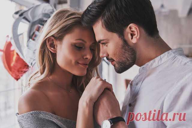 Чтобы понять, каков мужчина, посмотрите на его женщину