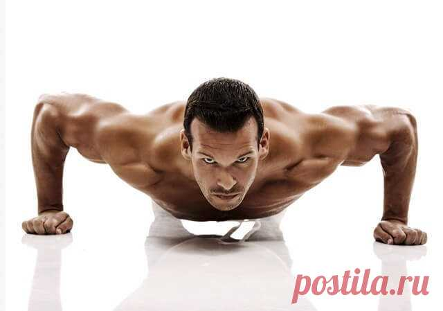 5 reasons to do push-ups from a floor every day