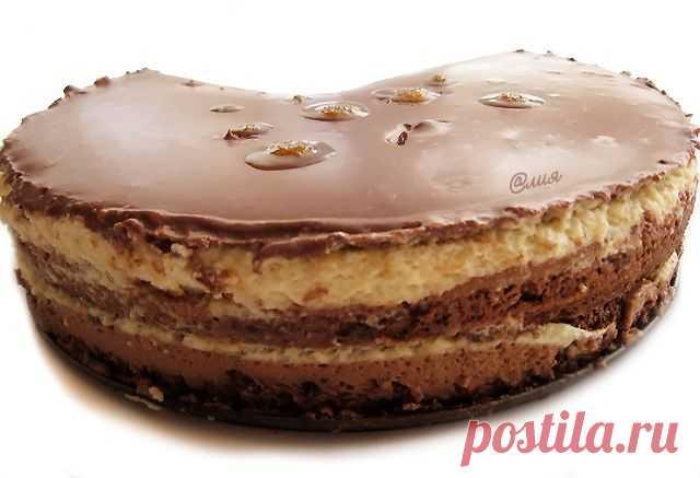 280. Французский торт